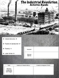 Industrial Revolution Activies