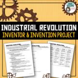 Industrial Revolution - Invention Poster / Brochure