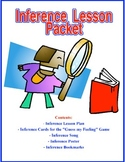 Inference Strategy Lesson Packet