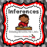 Inferences PowerPoint - Reading Between the Lines
