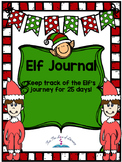Elf on the Shelf Journal