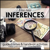 Inferring: Making and Supporting Inferences {Hands-On Practice}