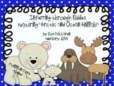 Inferring through Riddles Featuring Arctic/Ocean Animals -