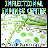 Inflectional Endings Center