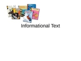 Informational Text