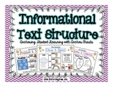 Informational Text Structures: Anchoring Student Learning