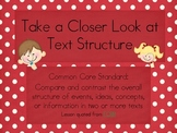 Informational Text Structures Every Student Needs To Know