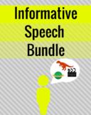 Informative Speech Bundle -- 14 Items