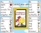 Initial/Beginning Sounds Posters - 27 pages