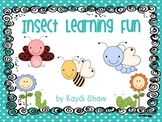 Insect Learning Fun