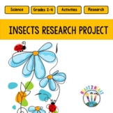 Insect Mural/Poster Project with a Rubric