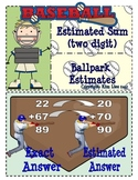 Instant Math Ballpark Addition Estimated Sum