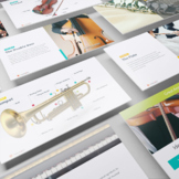Instruments of the Orchestra : Interactive Presentation w/