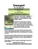 Insurgent:  A Novel Study