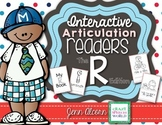 Interactive Articulation Readers for Speech Therapy (R Edition)