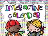 Interactive Daily Calendar Printables