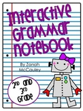 Interactive Grammar Notebook (2nd and 3rd Grade)