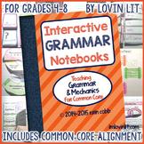 Interactive Grammar Notebooks ~ Grammar & Mechanics for Co