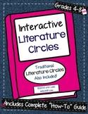 Interactive Literature Circles for Grades 4-8 {& Tradition
