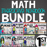Interactive Math Notebook BUNDLE!