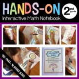 Interactive Math Notebook Hands-On Second Grade Common Core