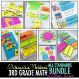 Math Interactive Notebook: 3rd Grade Common Core