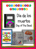 Interactive Notebook: Dia de los muertos (Day of the dead)