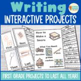 Interactive Writing Notebook (First Grade)