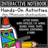 Interactive Notebook - Phonics