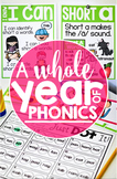 Interactive Phonics Activities for the Year {A GROWING Bundle!}