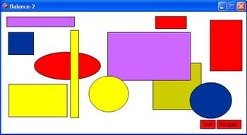 Interactive (Smart Board) Principles of Design: Balance 2