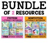 Common Core Interactive Literacy Notebook BUNDLE (English