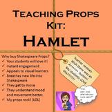 Interactive Shakespeare: Hamlet Teaching Props Kit