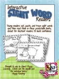 Interactive Sight Word Reader Bundle