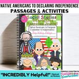 Interactive Social Studies Journal for UPPER ELEMENTARY