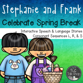 Interactive Speech and Language Activities: Consonant Sequ