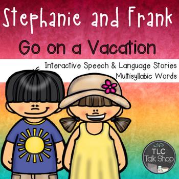 Interactive Speech and Language Activity Pack: Multisyllab