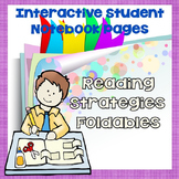 Interactive Student Notebook Reading Strategies Foldables