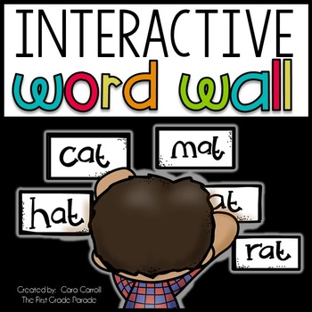 Interactive Word Wall Games & Activities