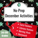 International Holidays Activity Packet