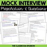 Interview Preparation Activity