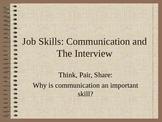 Interview Skills: Communication