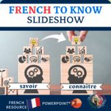 Introduction to Connaitre et Savoir Powerpoint