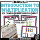 Introduction to Multiplication Mini-Unit