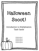 Introduction to Multiplication Scoot/Task Cards
