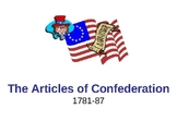 Introduction to the Articles of Confederation PowerPoint