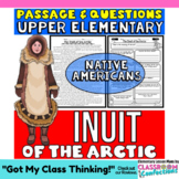 Inuit Native Americans Passage and Questions