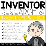 Classroom Creative Invention Project (explore, plan, desig