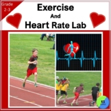 The Effects of Exercise on Heart Rate: A 2nd/3rd Grade Experiment