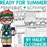 Summer Activites and Printables